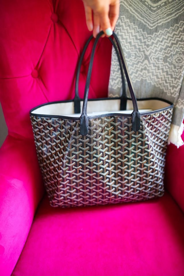 dbd4ea1f348a LV Neverfull   Goyard Review   Comparison (The Sweetest Thing ...