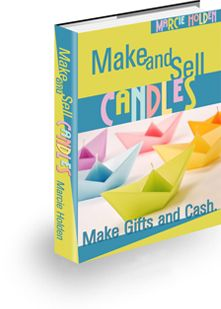 Make and Sell Candles: 1. Learn the basics of how to make your own candles. 2. Discover all the different types of candles. 3. Power up your creativity. 4. Unearth how to keep things safe at home. 5. Find out what supplies you need. 6. Educate yourself about making money selling your candles.