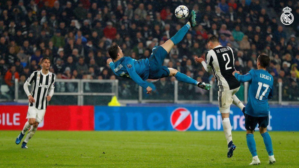 f20df0de218 Cristiano Ronaldo vs Juventus