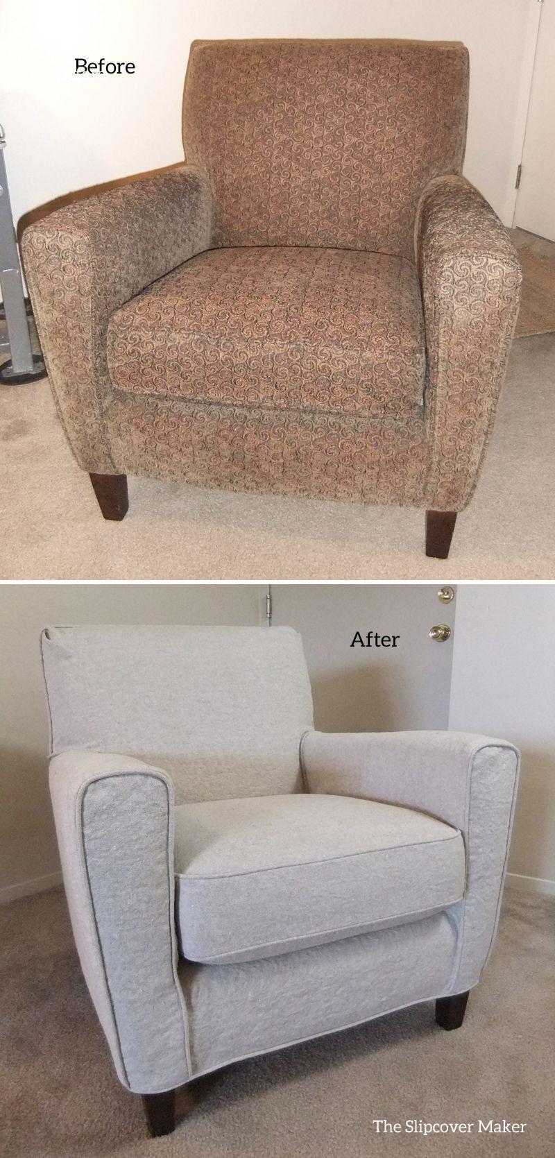 Linen Slipcovers For Room Amp Board Chairs Slipcover