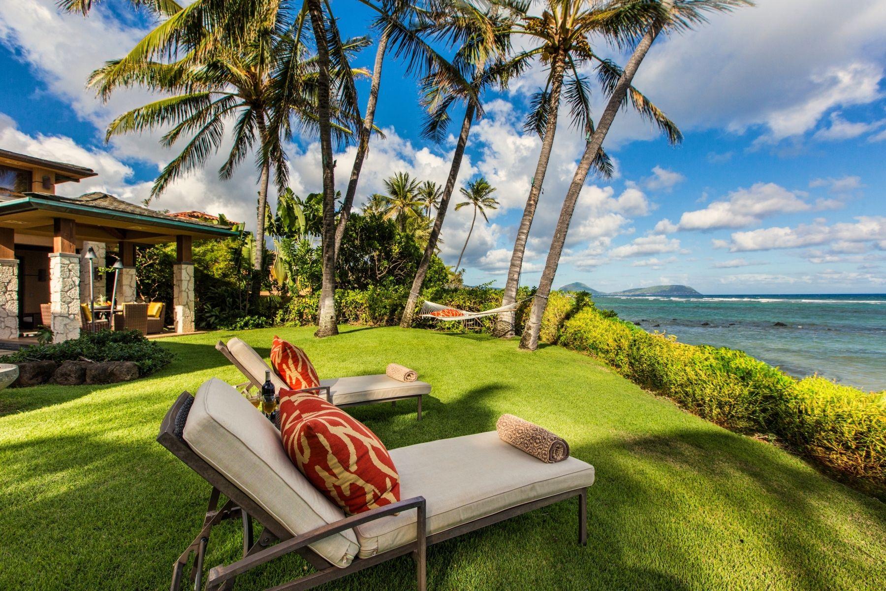 Honolulu hawaii luxury homes banyan house hawaii