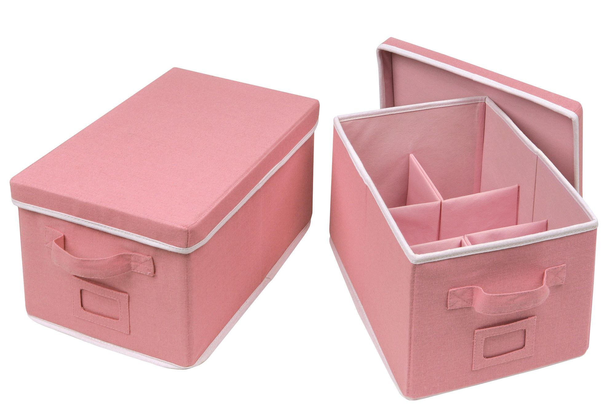 2 Piece Folding Storage Basket Set  sc 1 st  Pinterest & 2 Piece Folding Storage Basket Set | PROJECTS | Pinterest | Storage ...