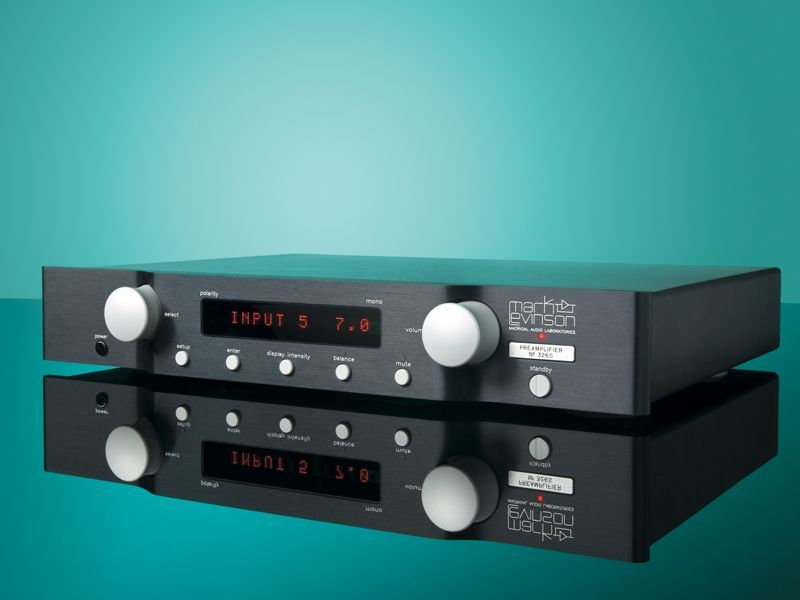 Mark Levinson No 326S Pre-amplifier review | Audio | Audio