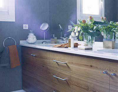 mueble bajo lavabo colonial - Buscar con Google