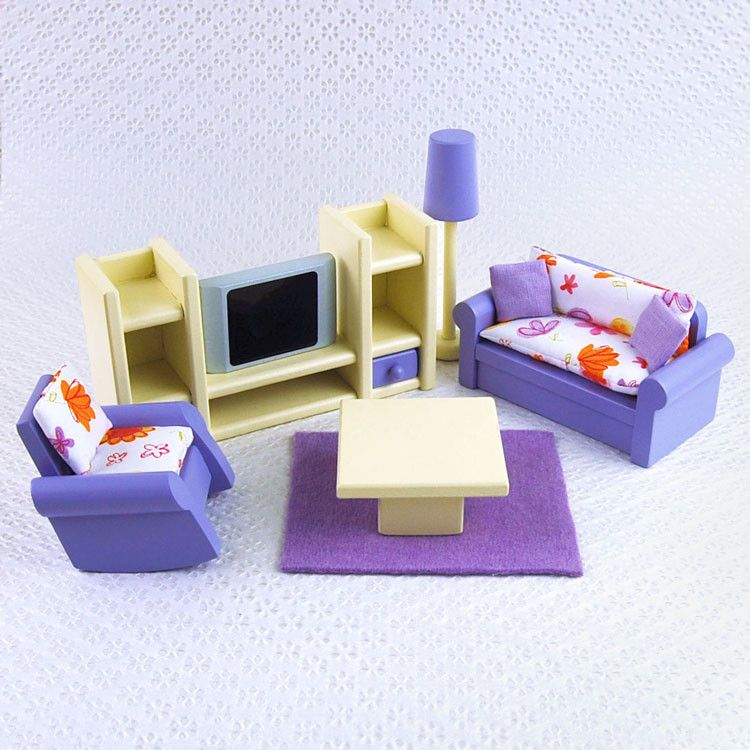 Our Dollhouse Furniture