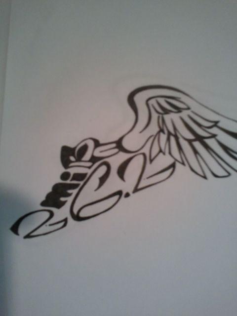Marathon tattoos designs