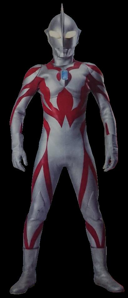 Ultraman Geed Early Style render by Zer0stylinx (Dengan