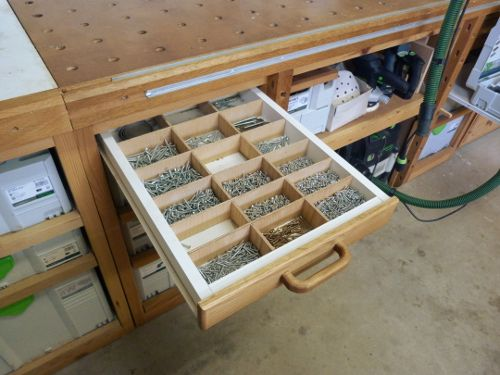 hardware systainer drawer
