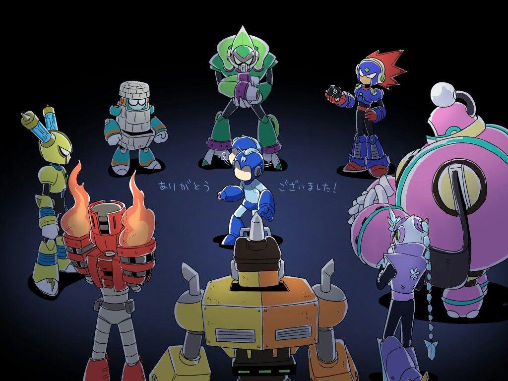 Mega Man 11 Mega Man Art Anime Mega Man