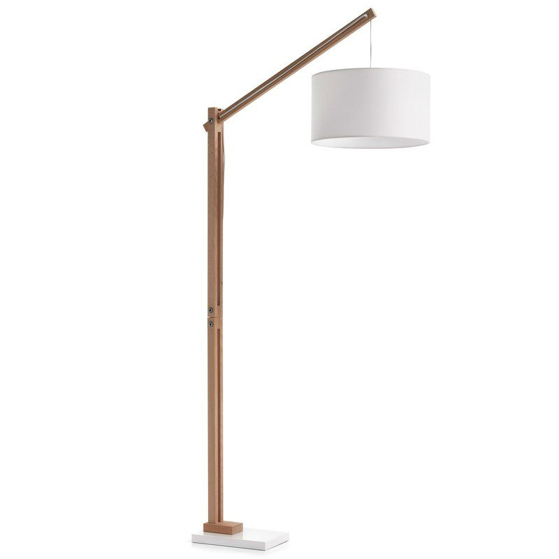 186 cm Leselampe Marcellina | Stehlampe wohnzimmer, Lampe