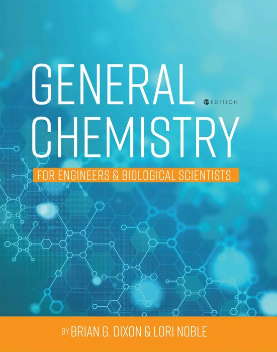 General Chemistry For Engineers And Biological Scientists Chemistry Scientist Fundamentals Of Organic Chemistry
