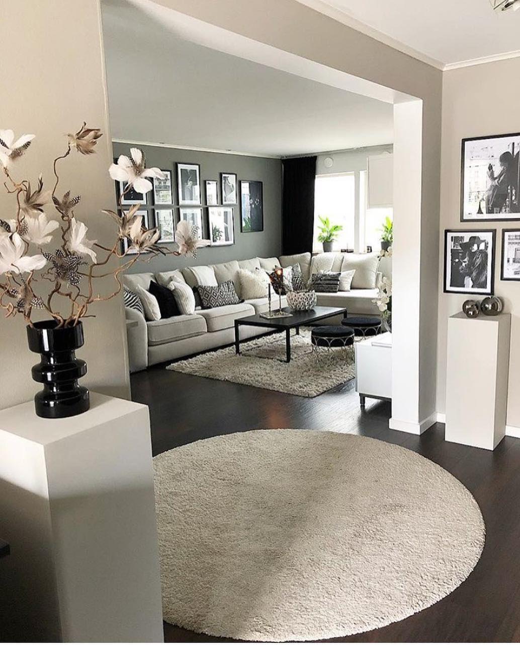Really Nice Interior Modern And Stylish Interior By Maria Homedecor Luxuryhomes Livingroom Livi Living Room Decor Modern Living Room Decor Cozy Home #really #nice #living #room