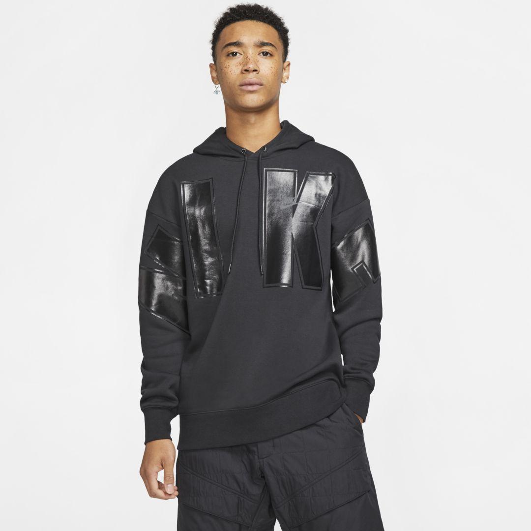 Photo of Nike Sportswear Fleece Pullover Hoodie. Nike.com