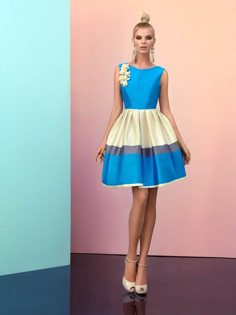 CARLA RUIZ :: | COCKTAIL | vestidos | Pinterest | Vestidos cortos ...