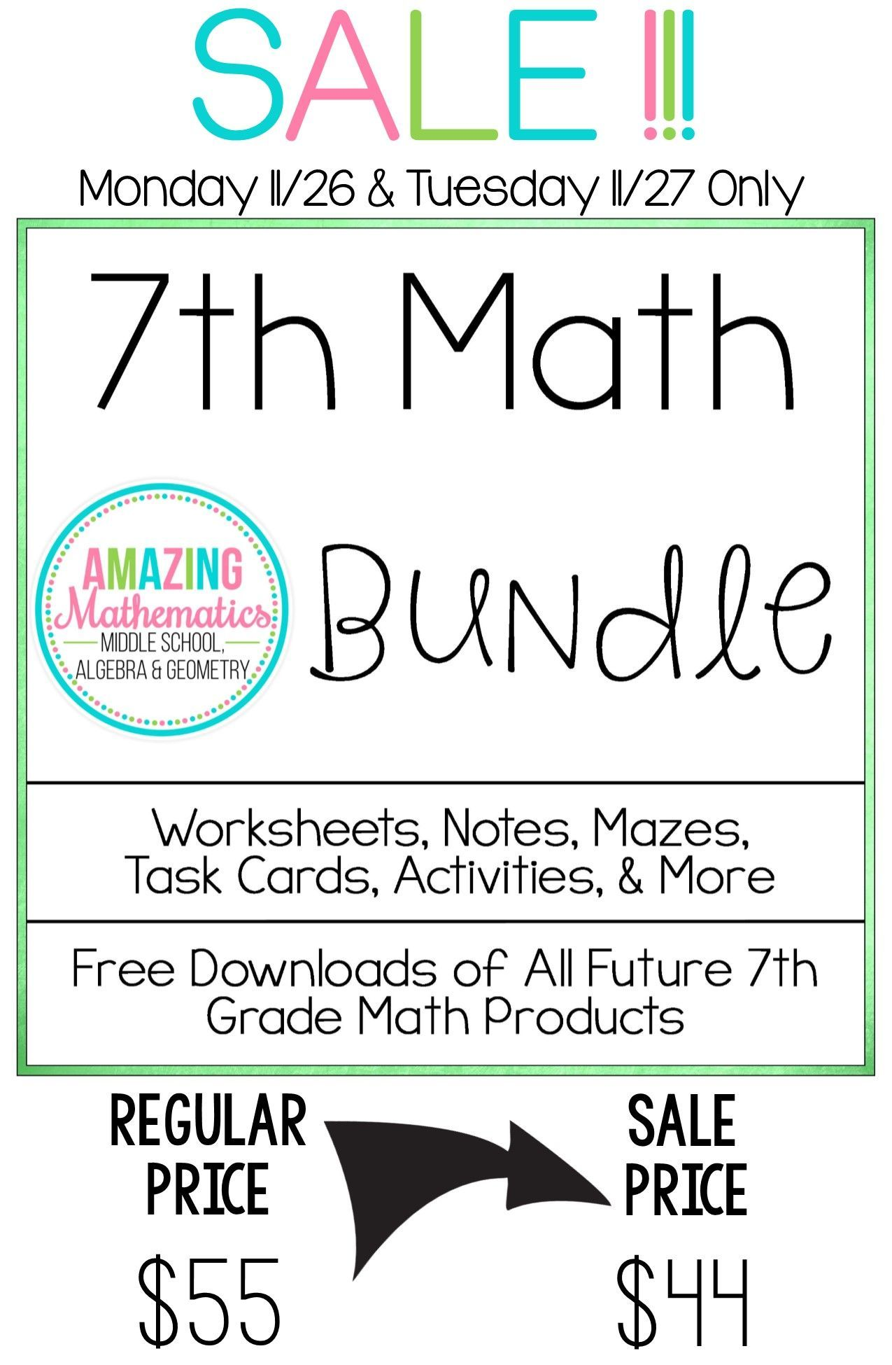 The Amazing Mathematics Cyber Sale Is On Save 20 On All