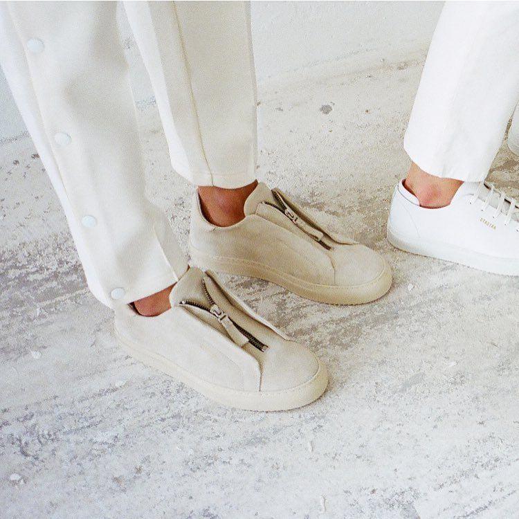 axelarigato #sneakers #suede #shoes