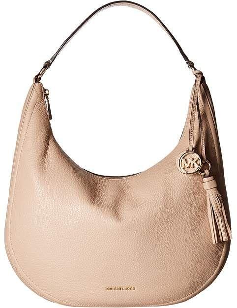 bfcbddab1620 MICHAEL Michael Kors Lydia Large Hobo Hobo Handbags #HandbagsForSchool