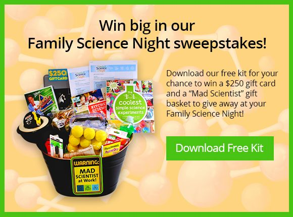 33 Ways To Spark Some Fun at Family Science Night