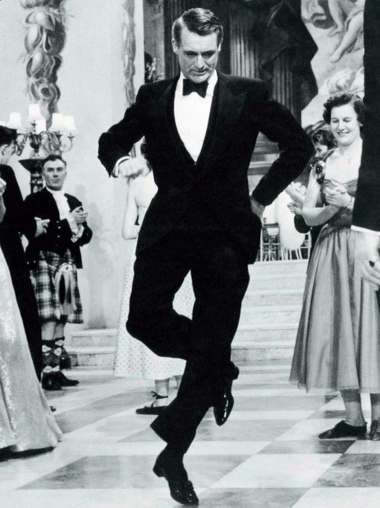 Cary Grant Does The Jig Just Dance Shall We Dance Dance