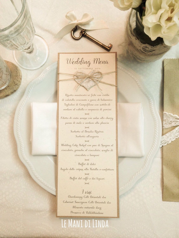 10 Country/Shabby Chic menu | Wedding, Menu and Shabby