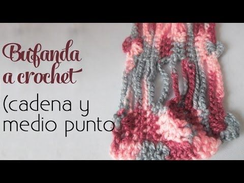 YouTube | Patrones Para Chales | Pinterest | Tejer bufandas, Cómo ...