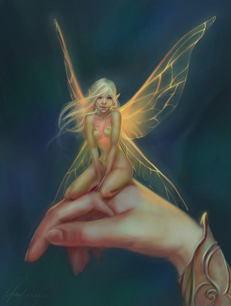 fantasy scifi fairy by goran alena art fandom horror
