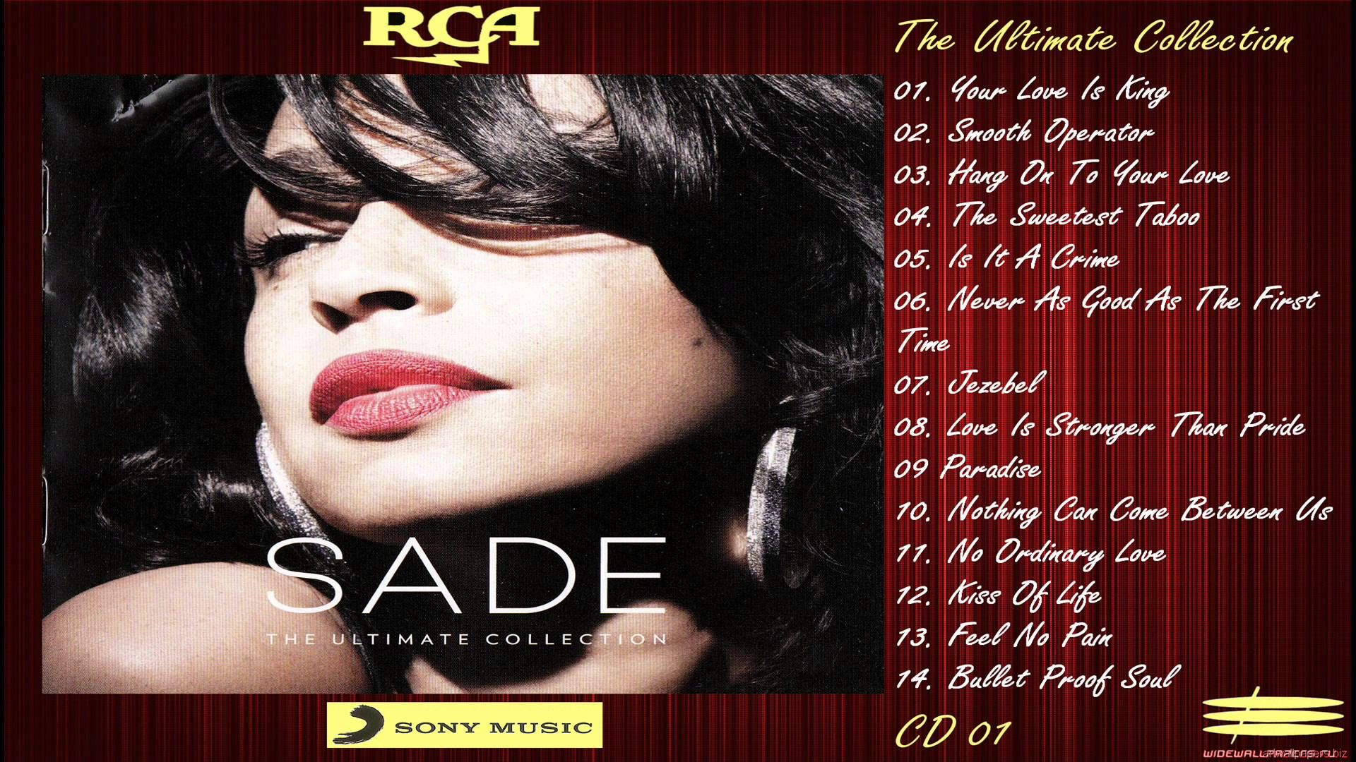 Sade The Ultimate Collection: The Ultimate Collection 2011 (Full Album) HEY