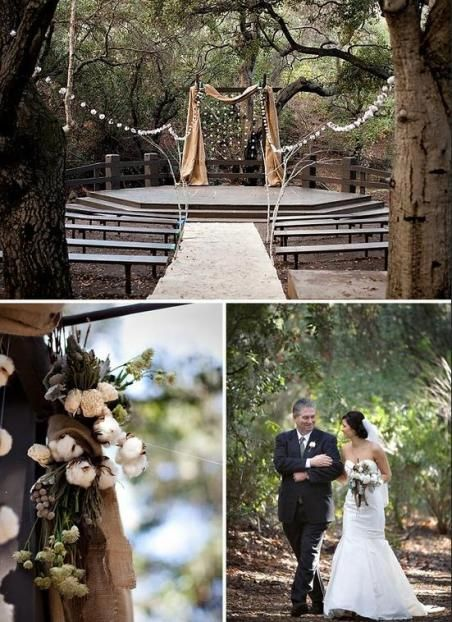 Outdoor Fall Celtic Wedding Ideas Outdoor Wedding Decor Ideas