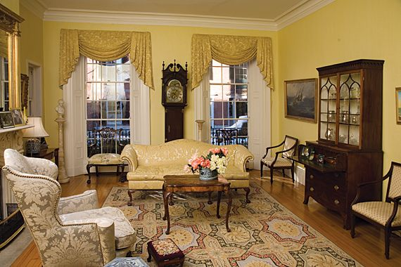 Federalist interior design google search interior - Federal style interior decorating ...