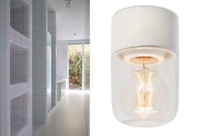 Zangra Pure Porcelain Lamp Lighting
