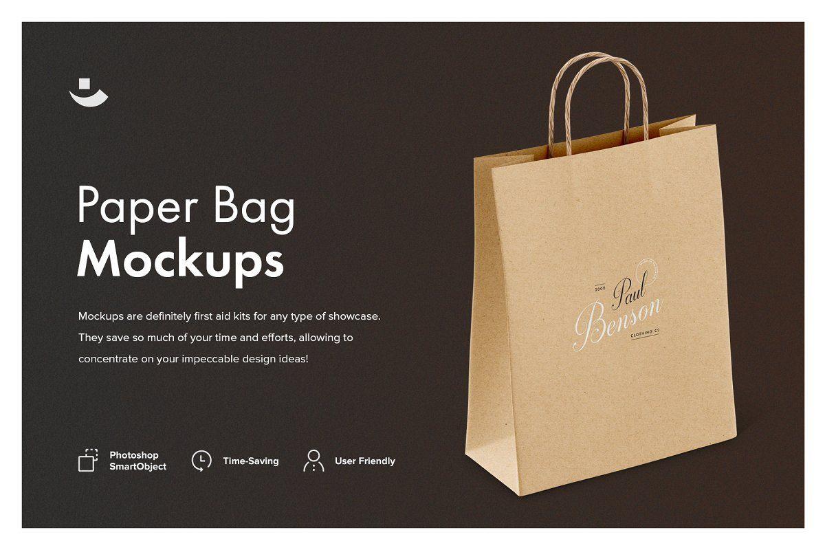 10910+ Ecological Bag Mockup Branding Mockups File