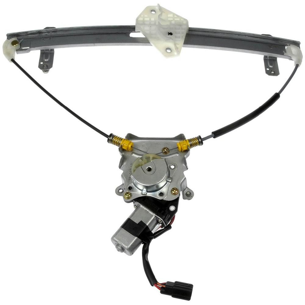 OE Solutions Front Left Power Window Motor And