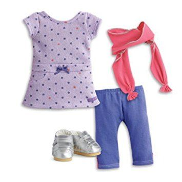 Recess ready outfit