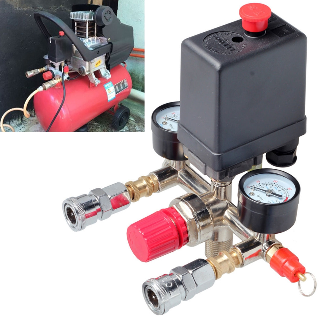26 Know more 1pc Air Compressor Pressure Valve Switch