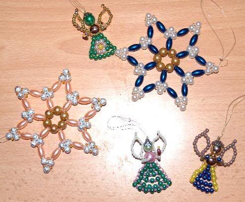 Perlensterne selbst geperlt --- Forum rund um Weihnachten ...