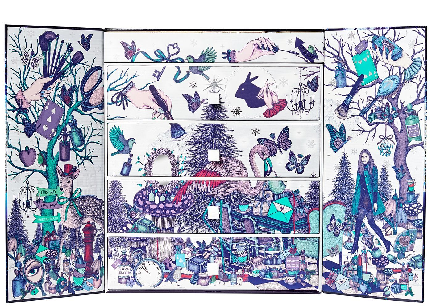 These Beauty Advent Calendars Are Now In The Sales Advent