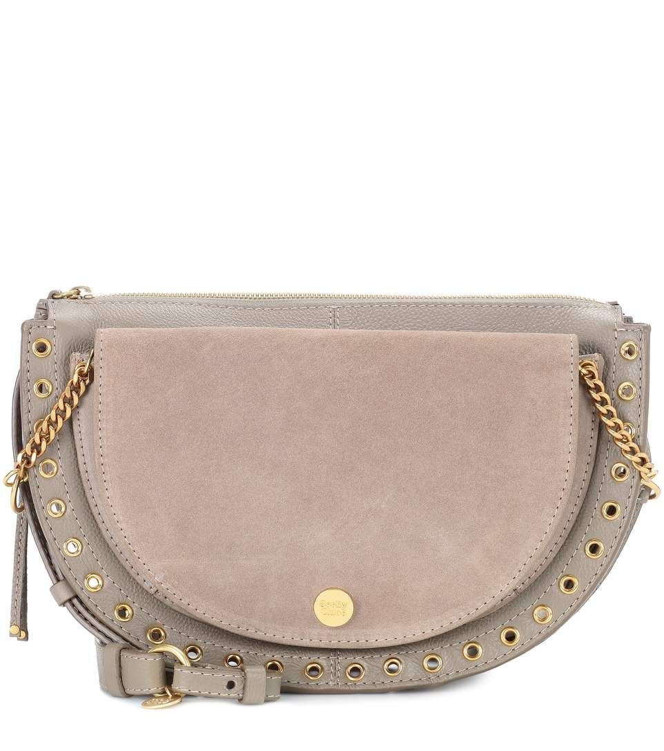 mini Kriss shoulder bag - Grey See By Chloé Sale 2018 New Clearance Collections Discount With Mastercard noEnMpeUCG