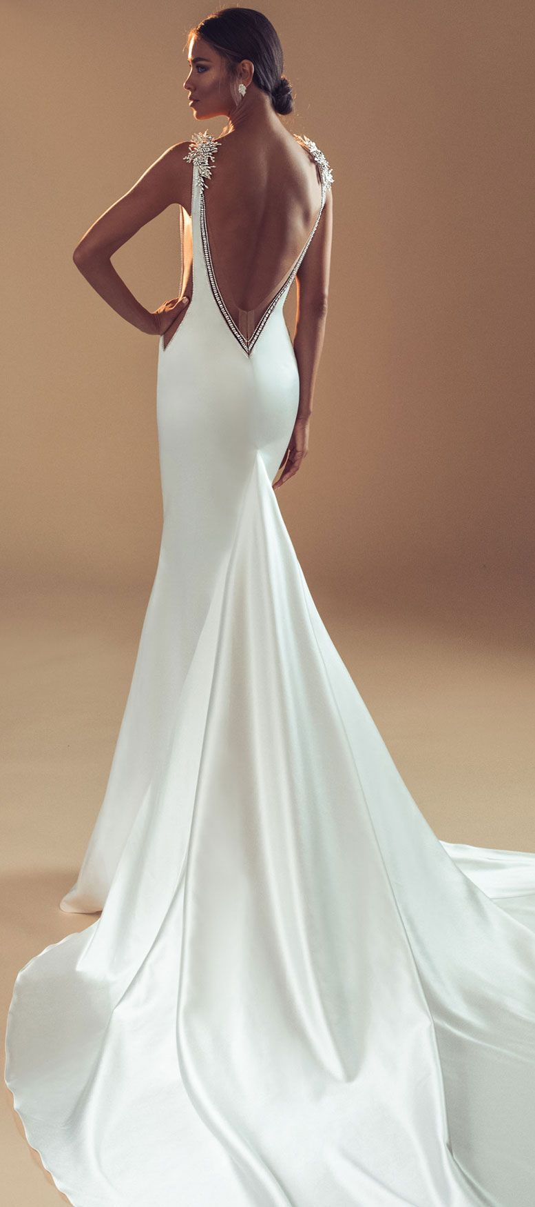 79 beautiful simple wedding gowns that will leave you