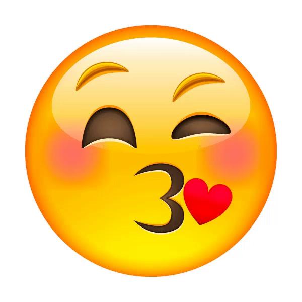 Emoji Feelings CERAMIC TATTOO ART Imágenes de emojis