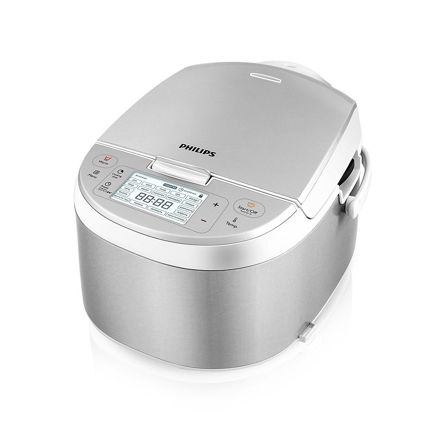 Philips Avance 4.2Quart AllinOne Cooker Multicooker