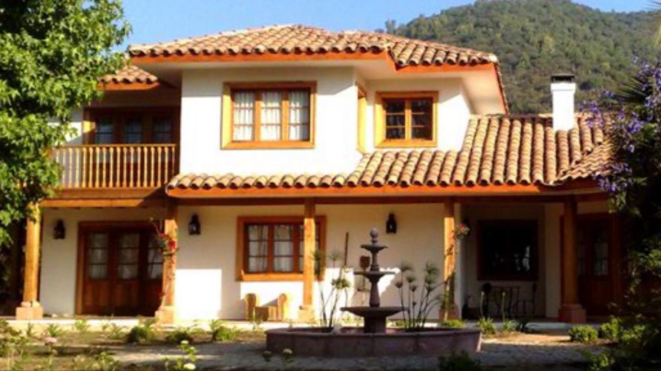 Pin de rosina olhagaray en fachada pinterest fachadas for Fachadas de casas modernas en queretaro