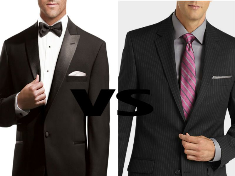 Tuxedo-Vs-Suit | MILAN KROUZIL | Pinterest
