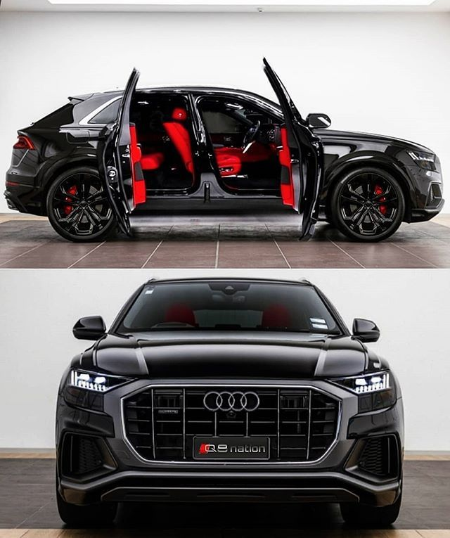 What Do You Thing About This Combo Sick Audi Q8 Q8 Nation In 2020 Sports Cars Luxury Super Cars Jeep Cars