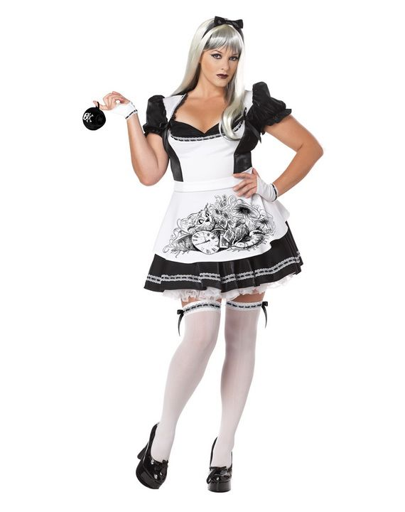 38a49d085d5 The Extremely Cool Plus Size Halloween Costumes Ideas 2013 For Women Ever!