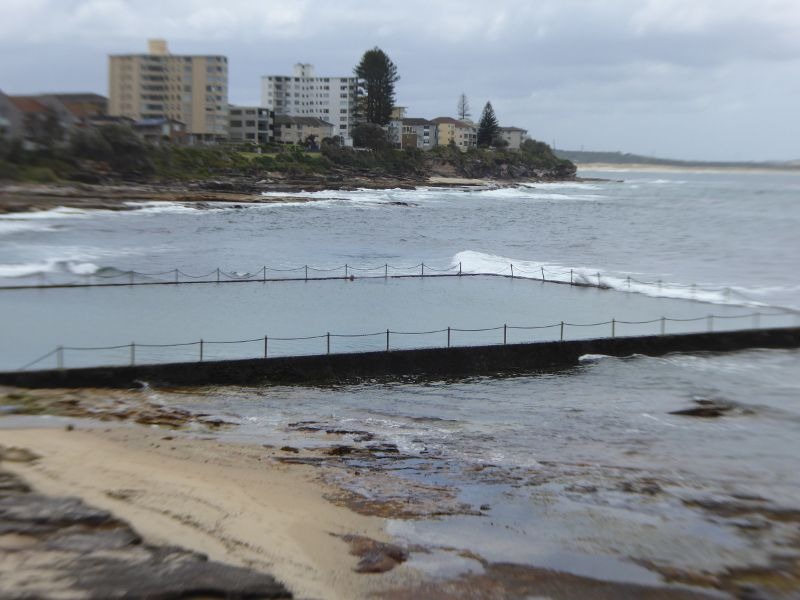Shelly Beach Rock Pool Just South Of Cronulla