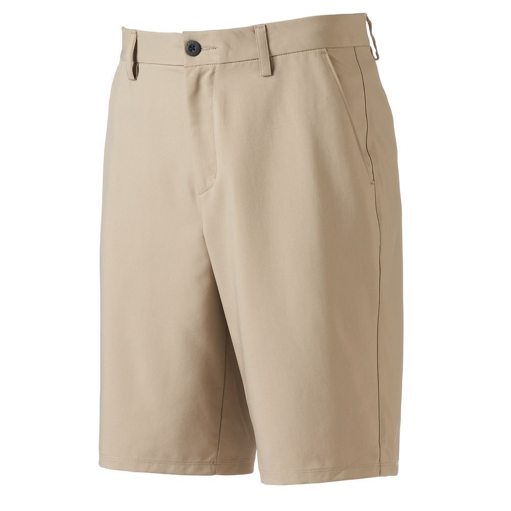 e453f5872804 Big & Tall FILA Sport Golf® Driver Stretch Performance Golf Shorts, Men's,  Size: 46, Med Beige #GolfShorts