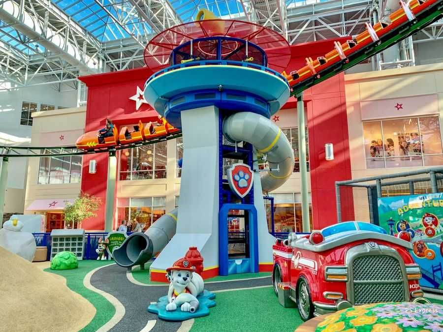 Quatang Gallery- Paw Patrol Adventure Bay In 2020 Mall Of America Royal Caribbean Cruise Great Wolf Lodge