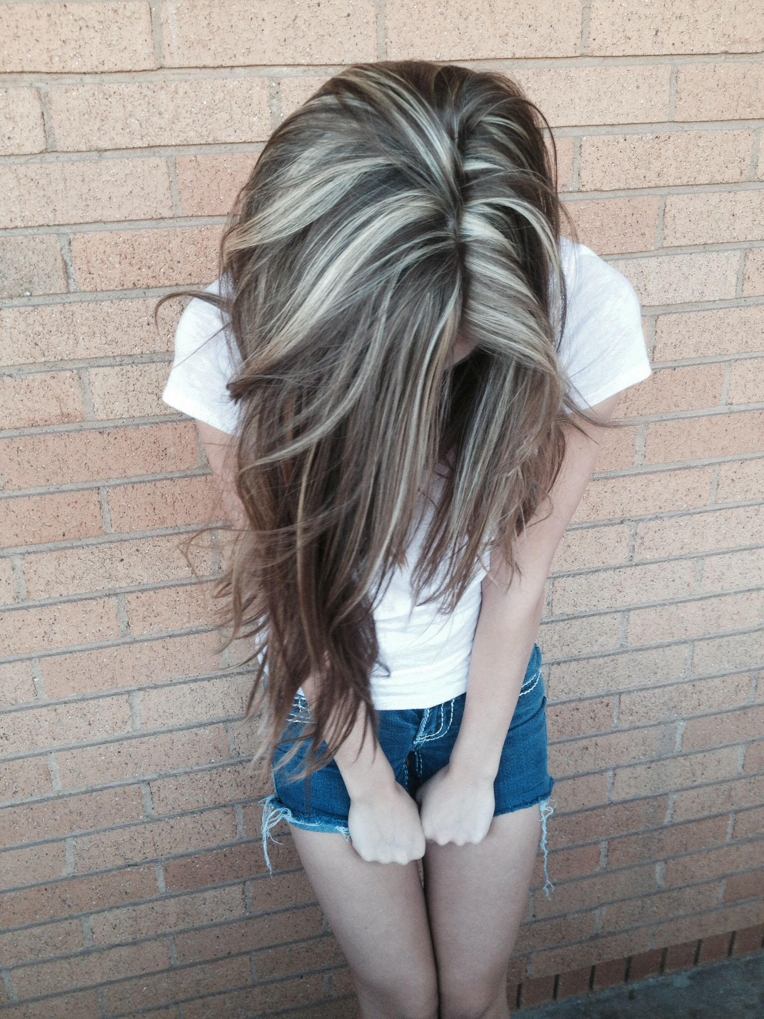 Dimensional highlights hair long love highlights pinterest highlights lowlights for dark brown hair image description good color highlights for those who want to keep very dark hair u dont have to become a blonde pmusecretfo Choice Image