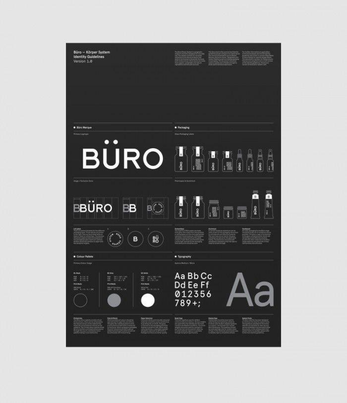 Büro System — Socio Design | Brand Guidelines | Pinterest | Brand ...