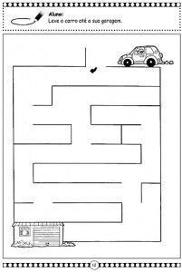Free Printable Maze Worksheet For Preschool Kids Maze Worksheet